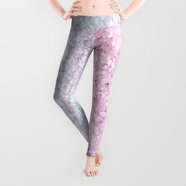 Unicorn Girls Glitter #4 (2019 Version) #shiny #pastel #decor #art #society6 Leggings
