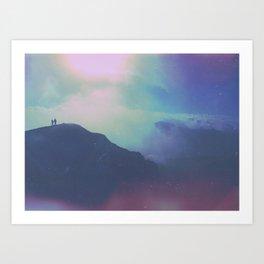 VIEWS Art Print