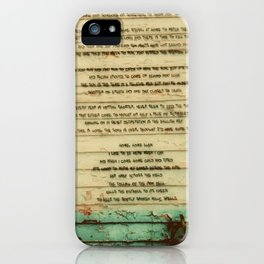 """Stale Beauty """"Time"""" Remix iPhone Case"""