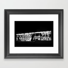 Who Will Buy My Wares? Framed Art Print