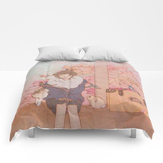 Moonstruck Comforters