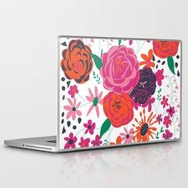 blooming love Laptop & iPad Skin