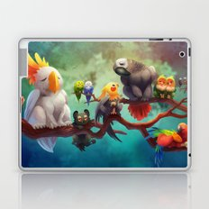 Griffins of a Feather Laptop & iPad Skin