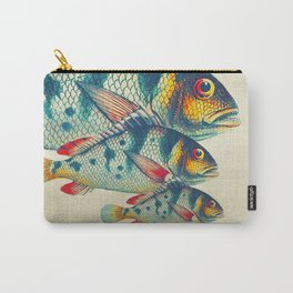 Fish Classic Designs 3 Carry-All Pouch