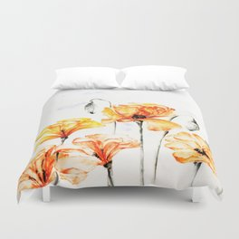 Springful thoughts Duvet Cover