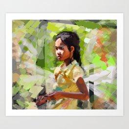 Bright Day Art Print