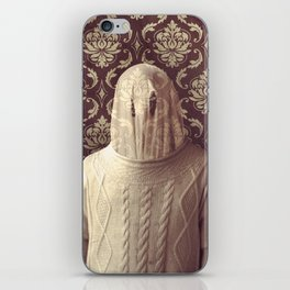 In which I spy a specter iPhone Skin