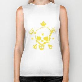 XXX Skull Biker Tank