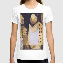 "Paul Klee ""Cold City"" T-shirt"