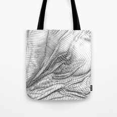ASC 634 - Le drapé (Paranormal activity) Tote Bag