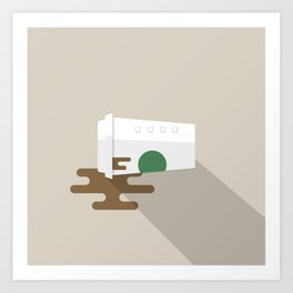 That Kind of Day... Art Print