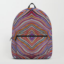Wild Wavy Lines XXII Backpack
