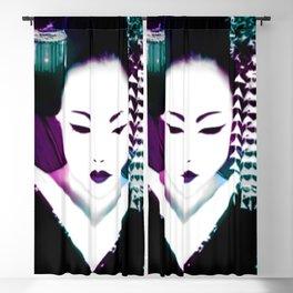 Geisha Blackout Curtain
