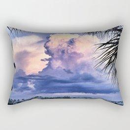 Man'O'War Rectangular Pillow