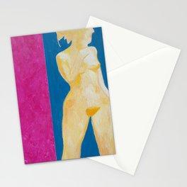 Feminine Balancing Stationery Cards