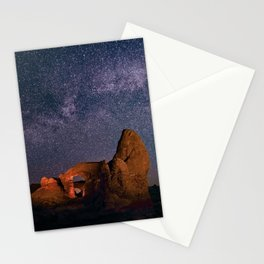 Arches National Park Panorama Stationery Cards