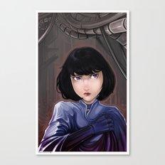Natalia #3 Canvas Print