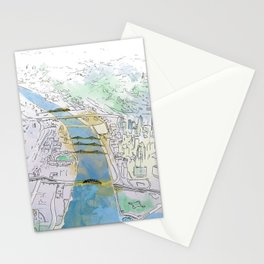 Pittsburgh Aerial Stationery Cards