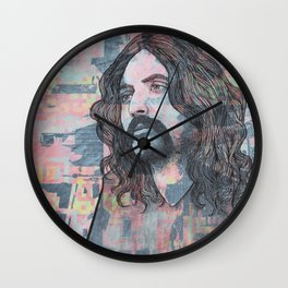 Nick Mason - Set The Controls For The Heart Of The Sun Wall Clock