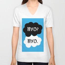 Iiyo  Unisex V-Neck