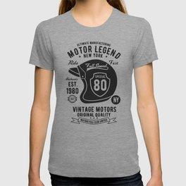 ultimate manufacturing motor legend T-shirt