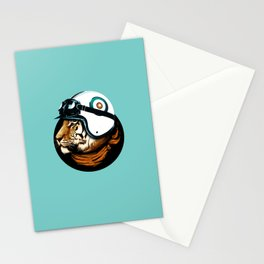 Star Racer Stationery Cards