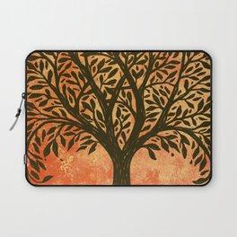 Tree Of Life Warm Tones Laptop Sleeve