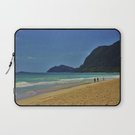 Waimanalo Beach - Hawaii Laptop Sleeve