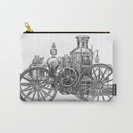 old car-I Carry-All Pouch