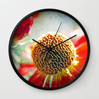 spanish Wall Clocks featuring Spanish Dancers by Astrid Ewing