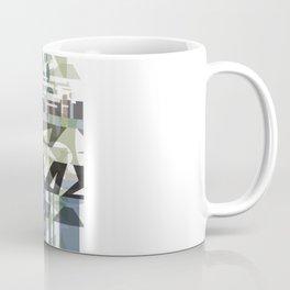 Geo Mod Coffee Mug