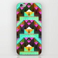 Aztec Mountain iPhone & iPod Skin