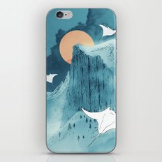 When Earth Rattled  iPhone Skin