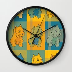 Westy Wall Clock