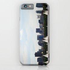 Boston skyline iPhone 6s Slim Case