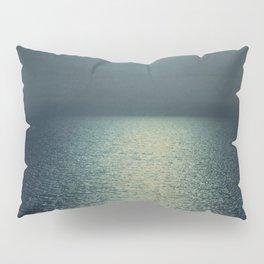 sea - emerald sunset Pillow Sham
