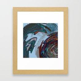 Kal-eye-doscope Framed Art Print