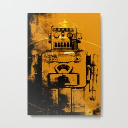 Radioactive Generation 8 Metal Print