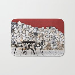 Passion For Dining Bath Mat