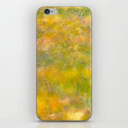 Wind Painting iPhone Skin
