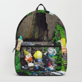Dwarf/Gnome Mining Camp Backpack