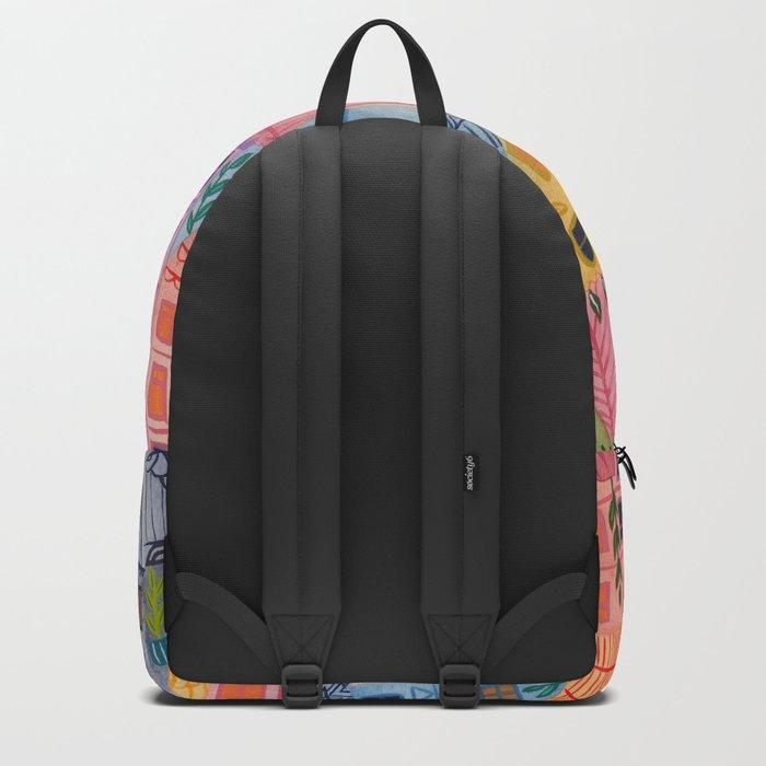 Summer City Backpack