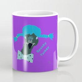 Spunky Turkey Invert Coffee Mug