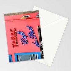 Café du Port Stationery Cards