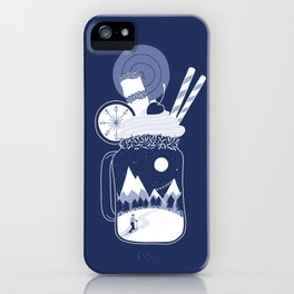 Whipped Cream Day iPhone Case