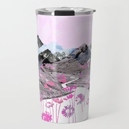 Daisy Mountain Travel Mug