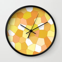 Land of Milk and Honey Wall Clock