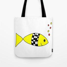 Fifi the fish Tote Bag