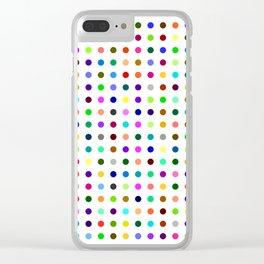 Acetaminophen Clear iPhone Case