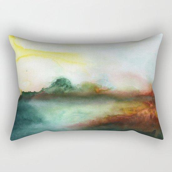 Mourning Morning Rectangular Pillow